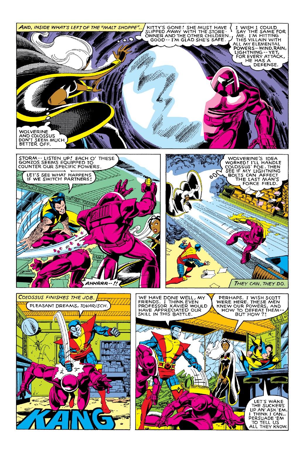 Read online X-Men Milestones: Dark Phoenix Saga comic -  Issue # TPB (Part 1) - 20