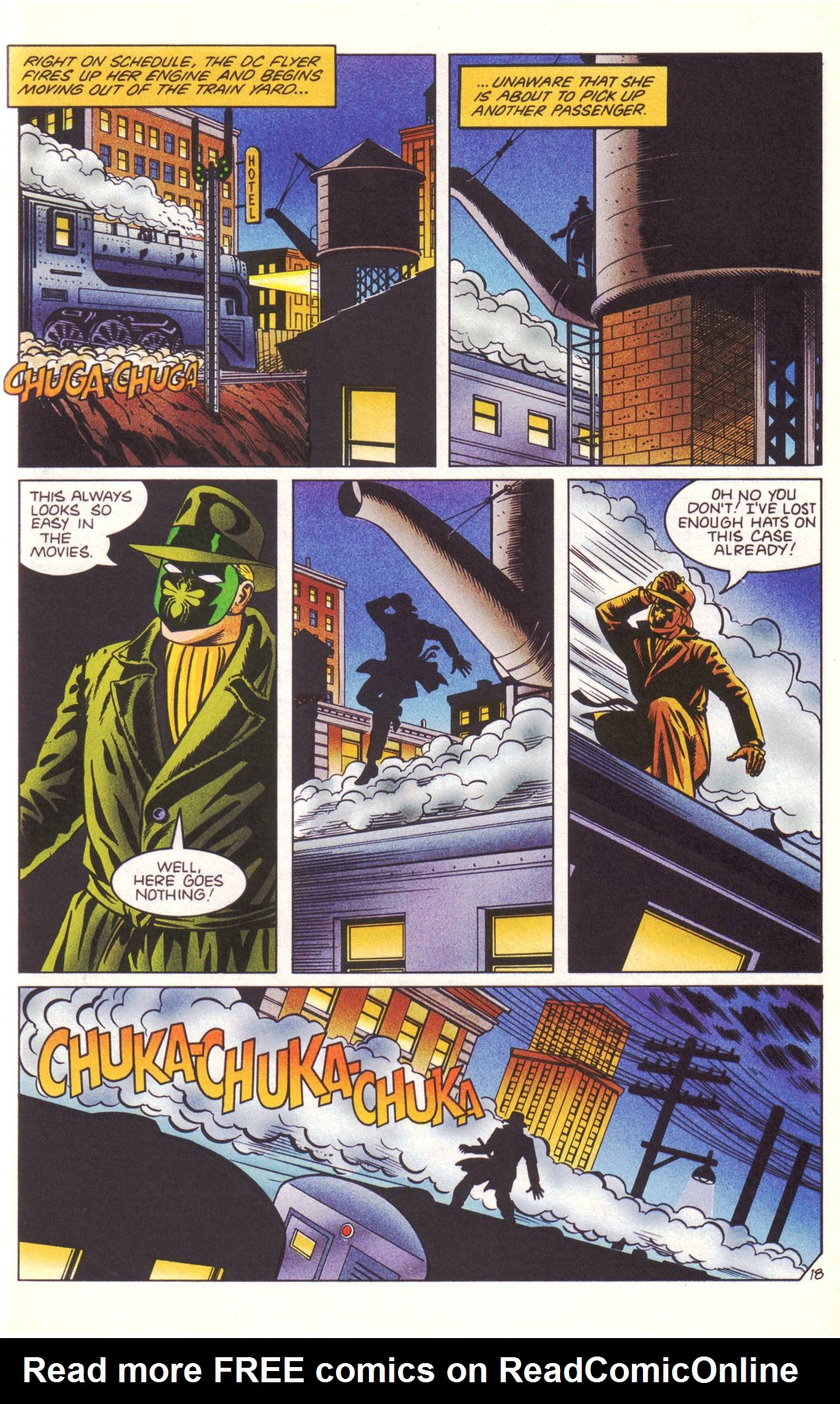 Read online Sting of The Green Hornet comic -  Issue #3 - 19
