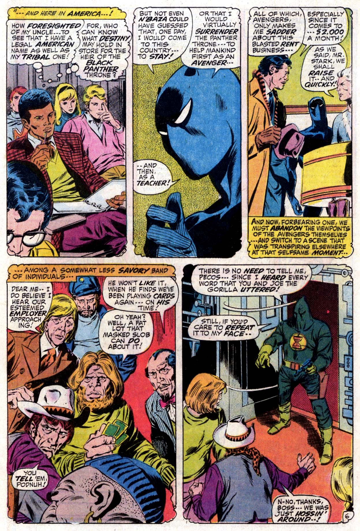 The Avengers (1963) 77 Page 6
