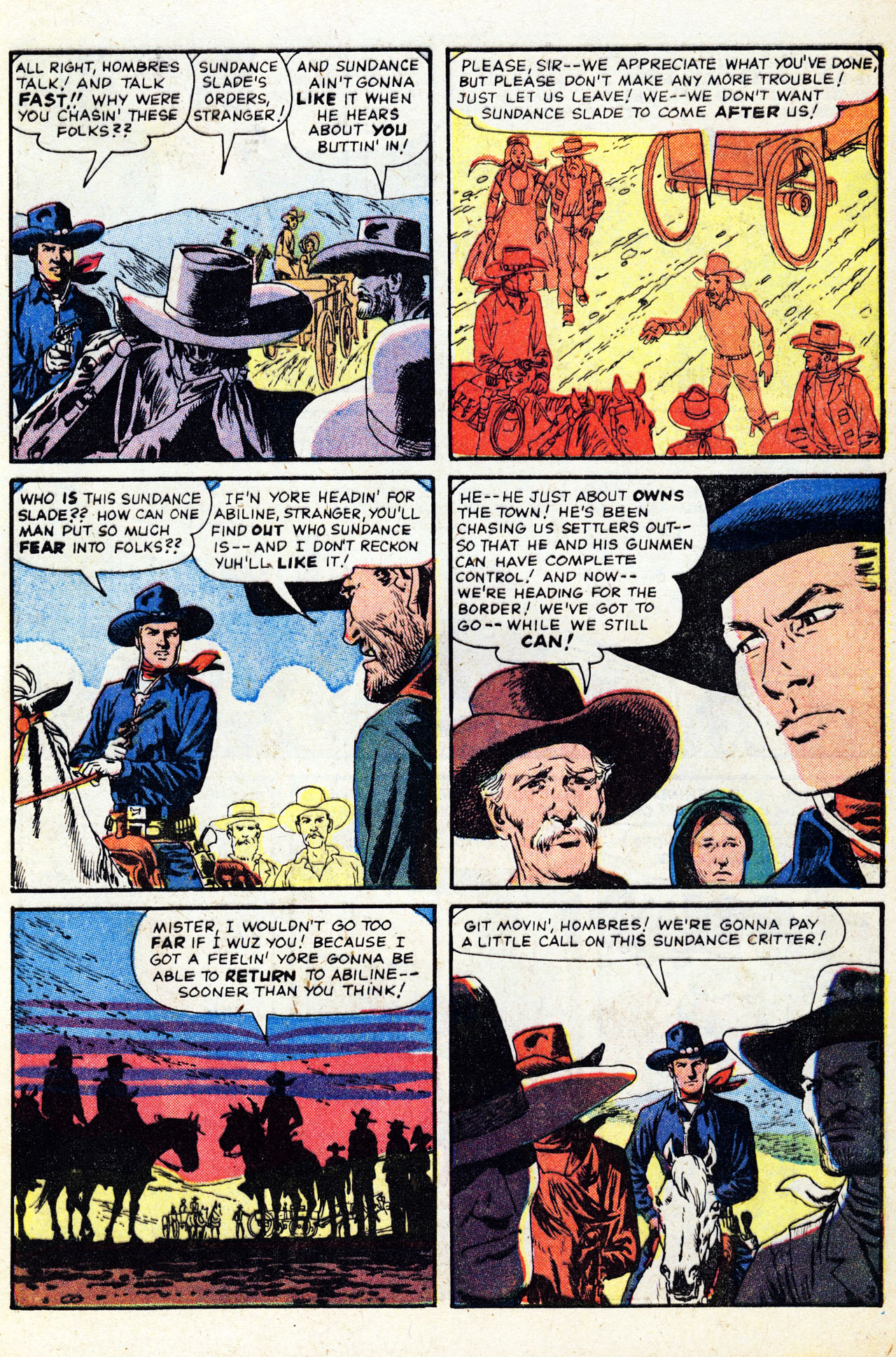 Read online Two-Gun Kid comic -  Issue #57 - 5