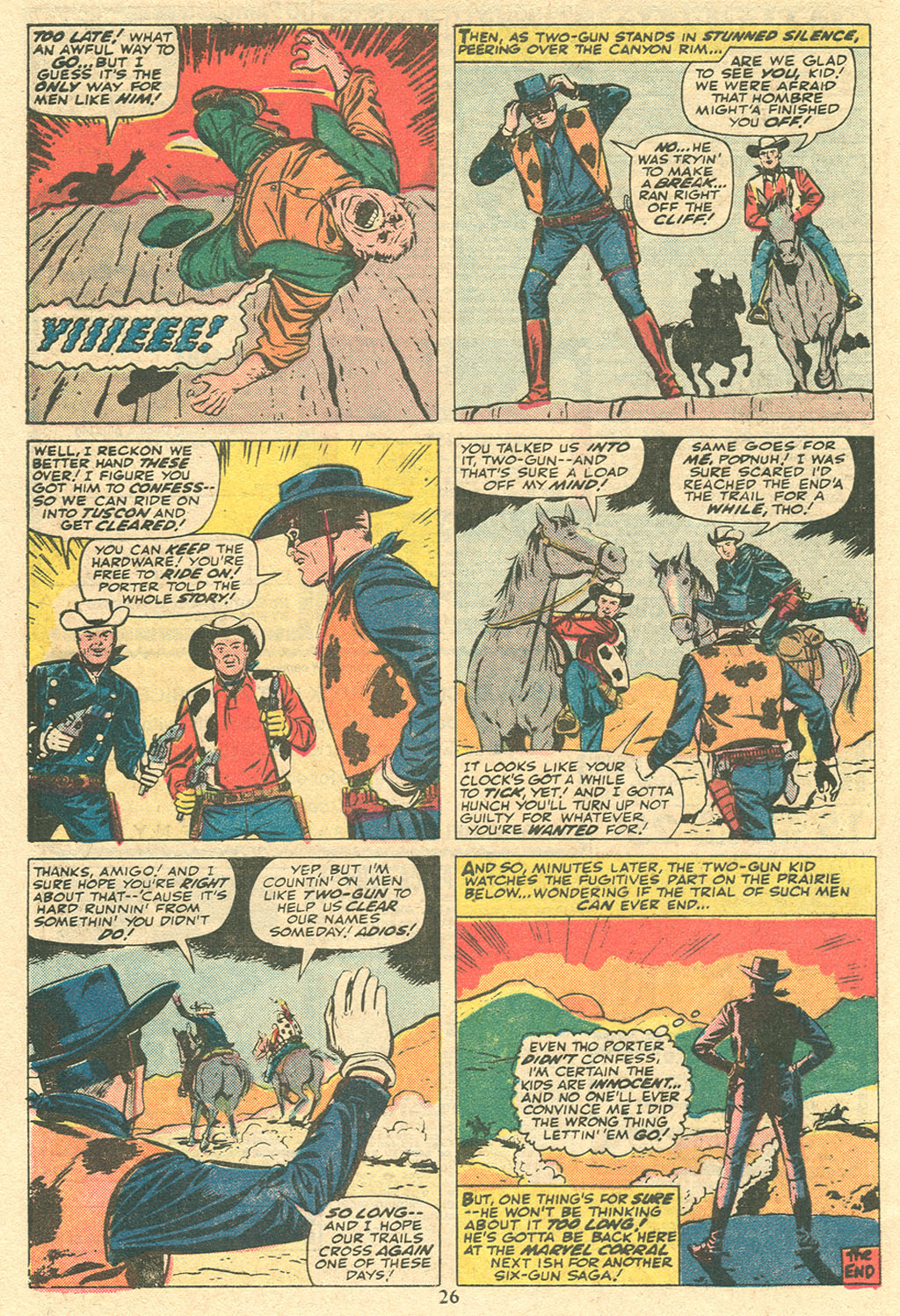 Read online Two-Gun Kid comic -  Issue #117 - 27