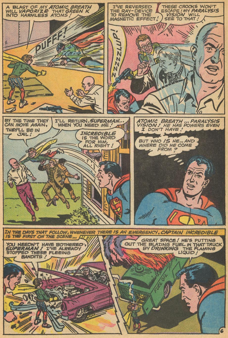 Read online Action Comics (1938) comic -  Issue #354 - 9