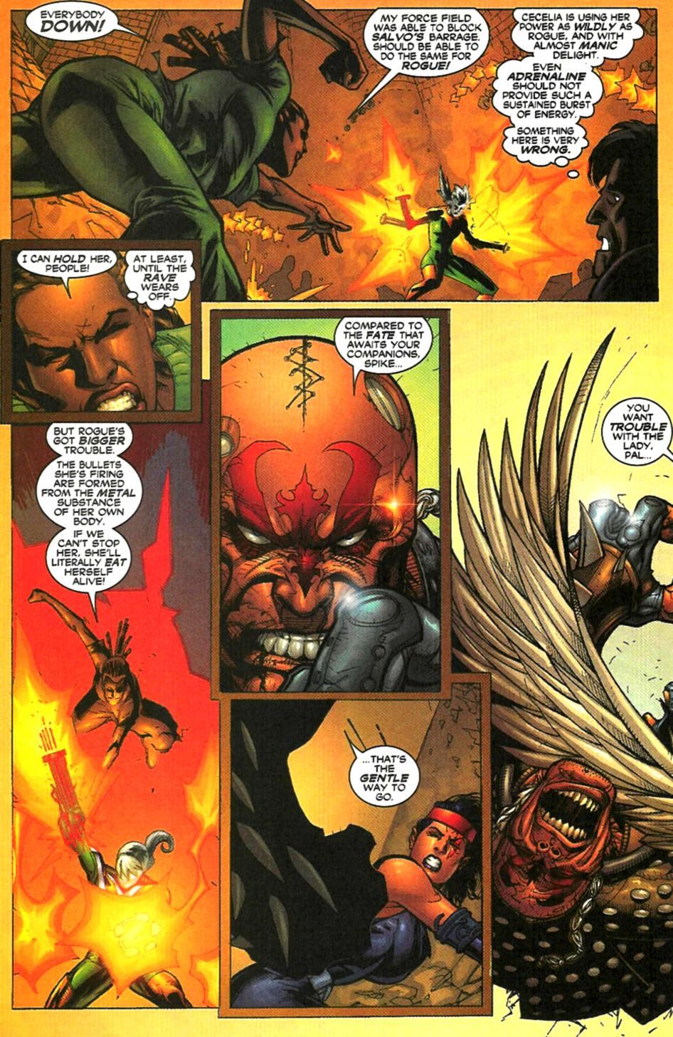 X-Men (1991) 102 Page 14