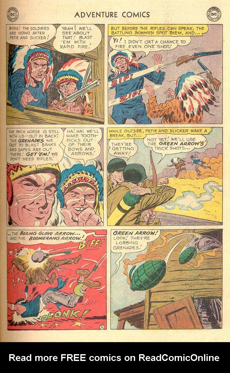 Read online Adventure Comics (1938) comic -  Issue #258 - 23