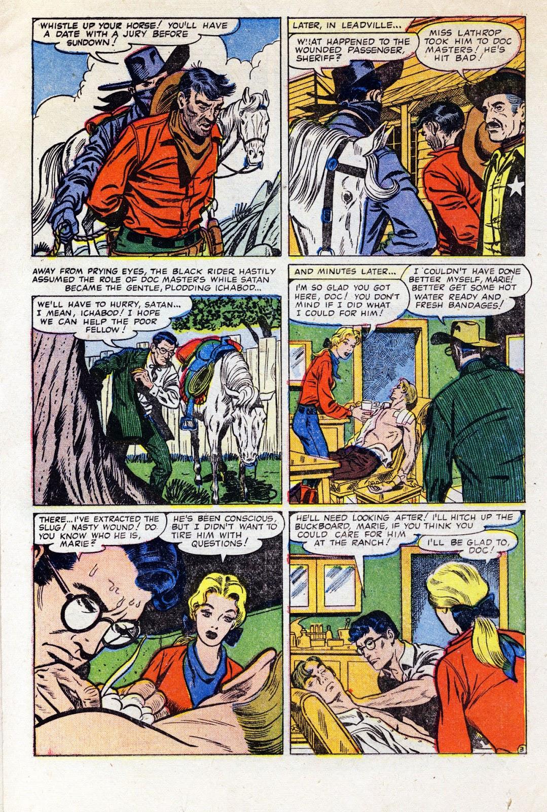 Gunsmoke Western issue 36 - Page 18