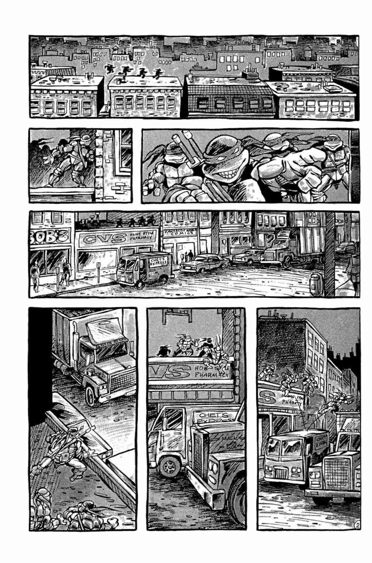 Read online Shell Shock comic -  Issue # Full - 126