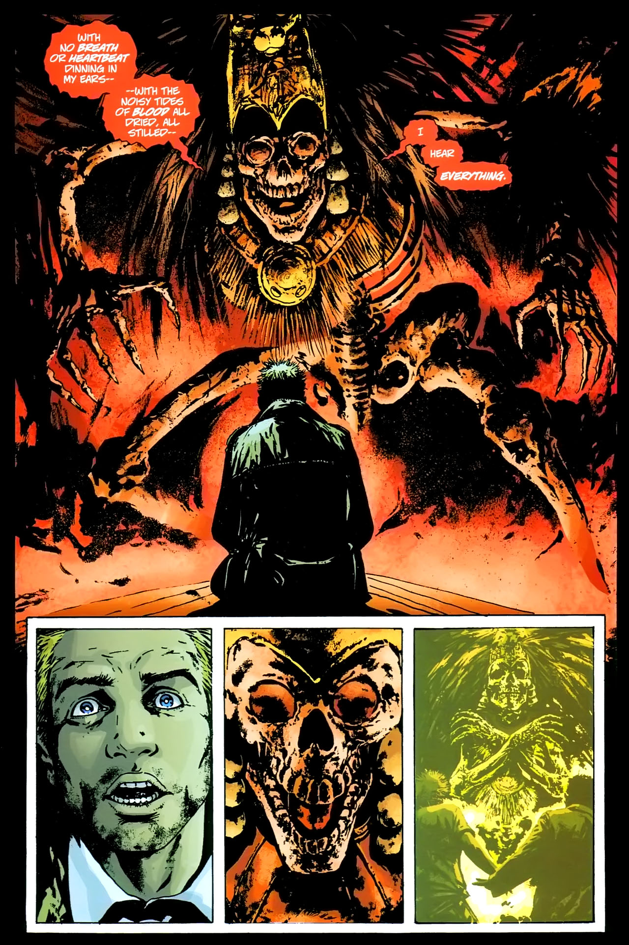 Read online John Constantine Hellblazer: All His Engines comic -  Issue # Full - 65
