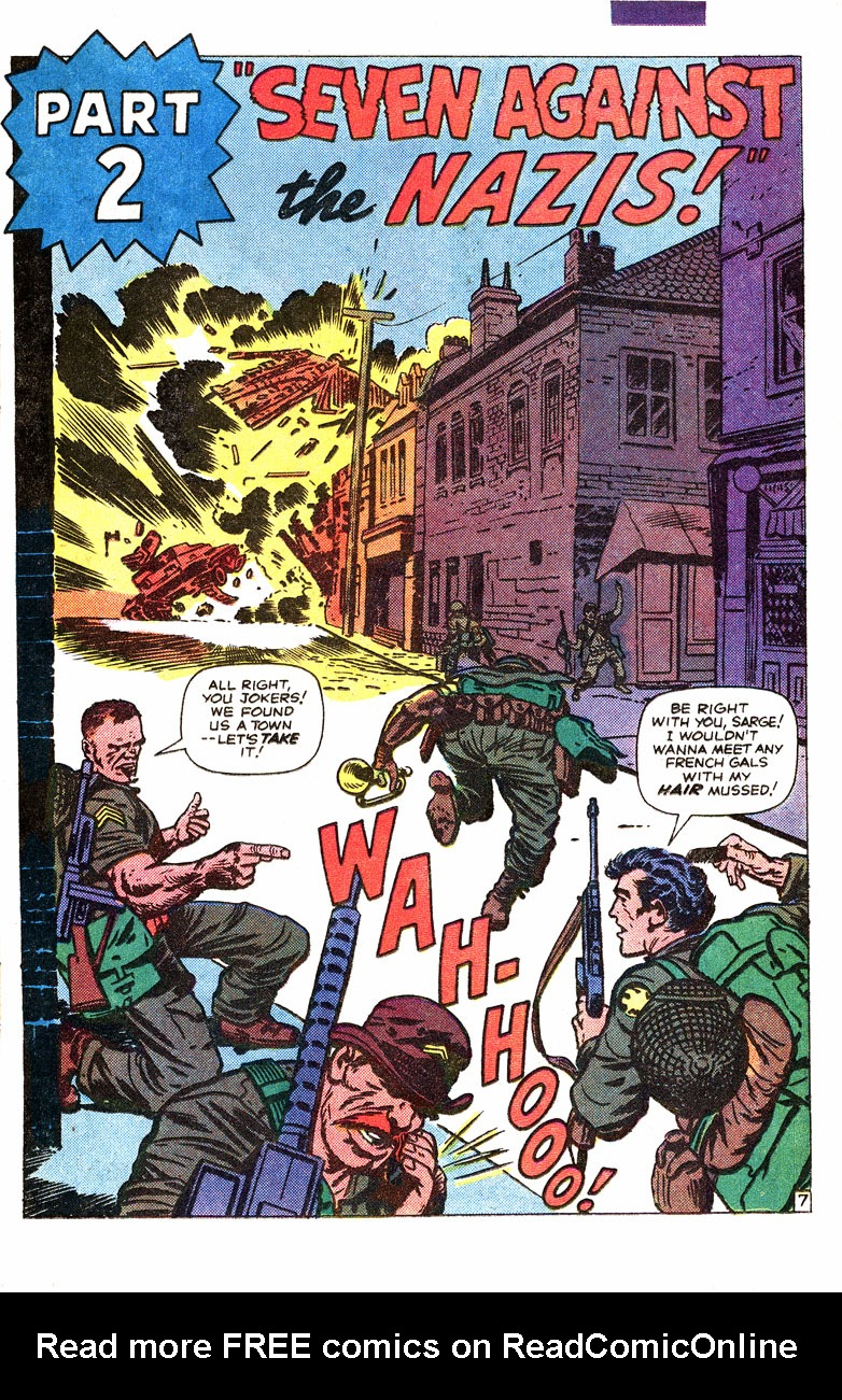 Read online Sgt. Fury comic -  Issue #167 - 11