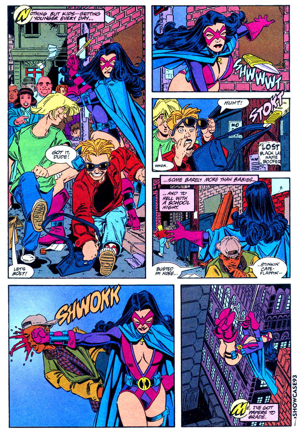 Read online Showcase '93 comic -  Issue #9 - 5