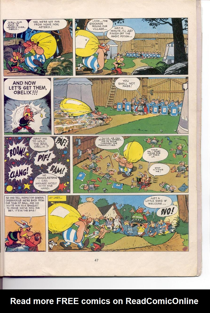 Asterix issue 5 - Page 44