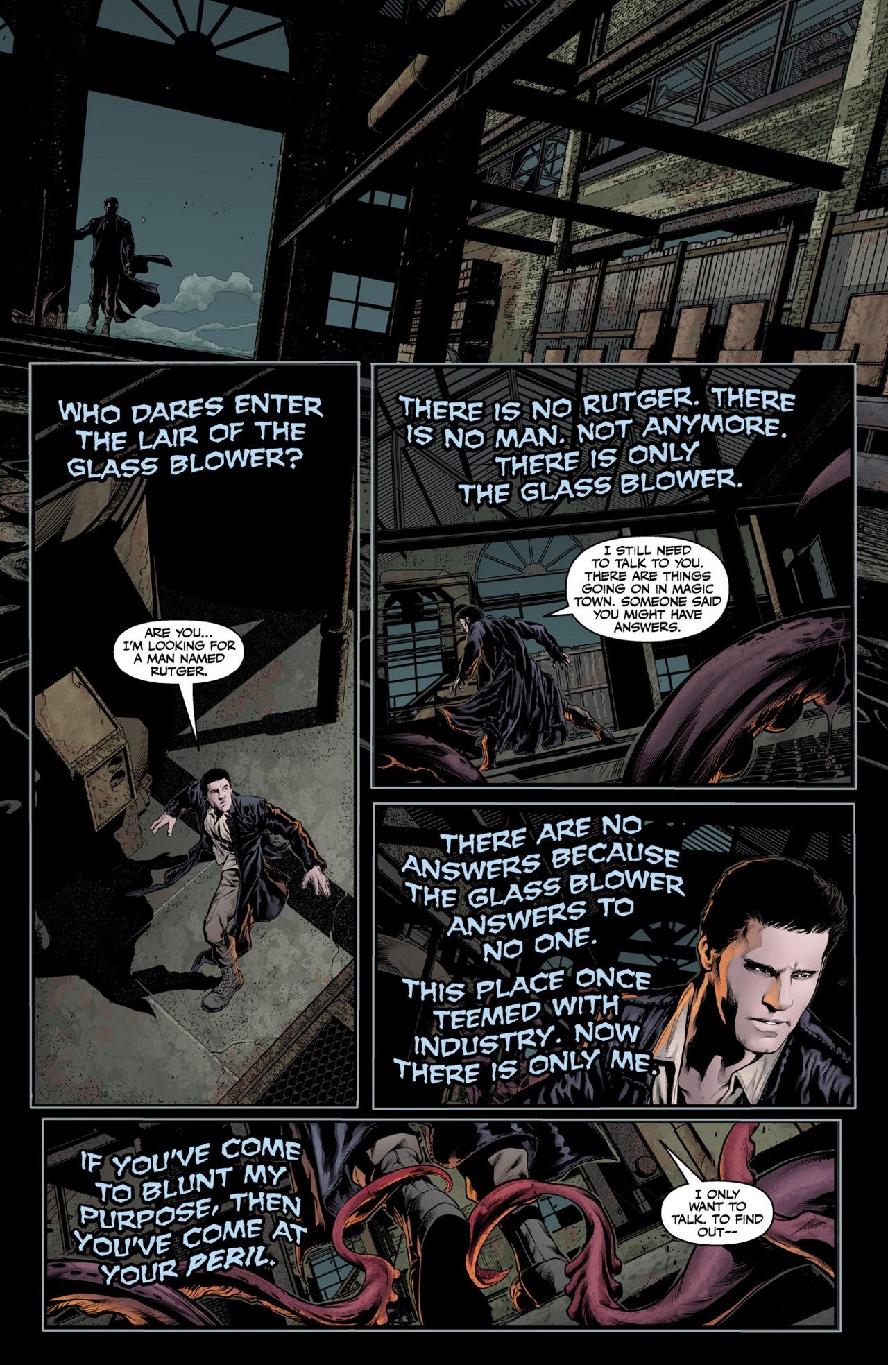 Read online Angel & Faith Season 10 comic -  Issue #3 - 14