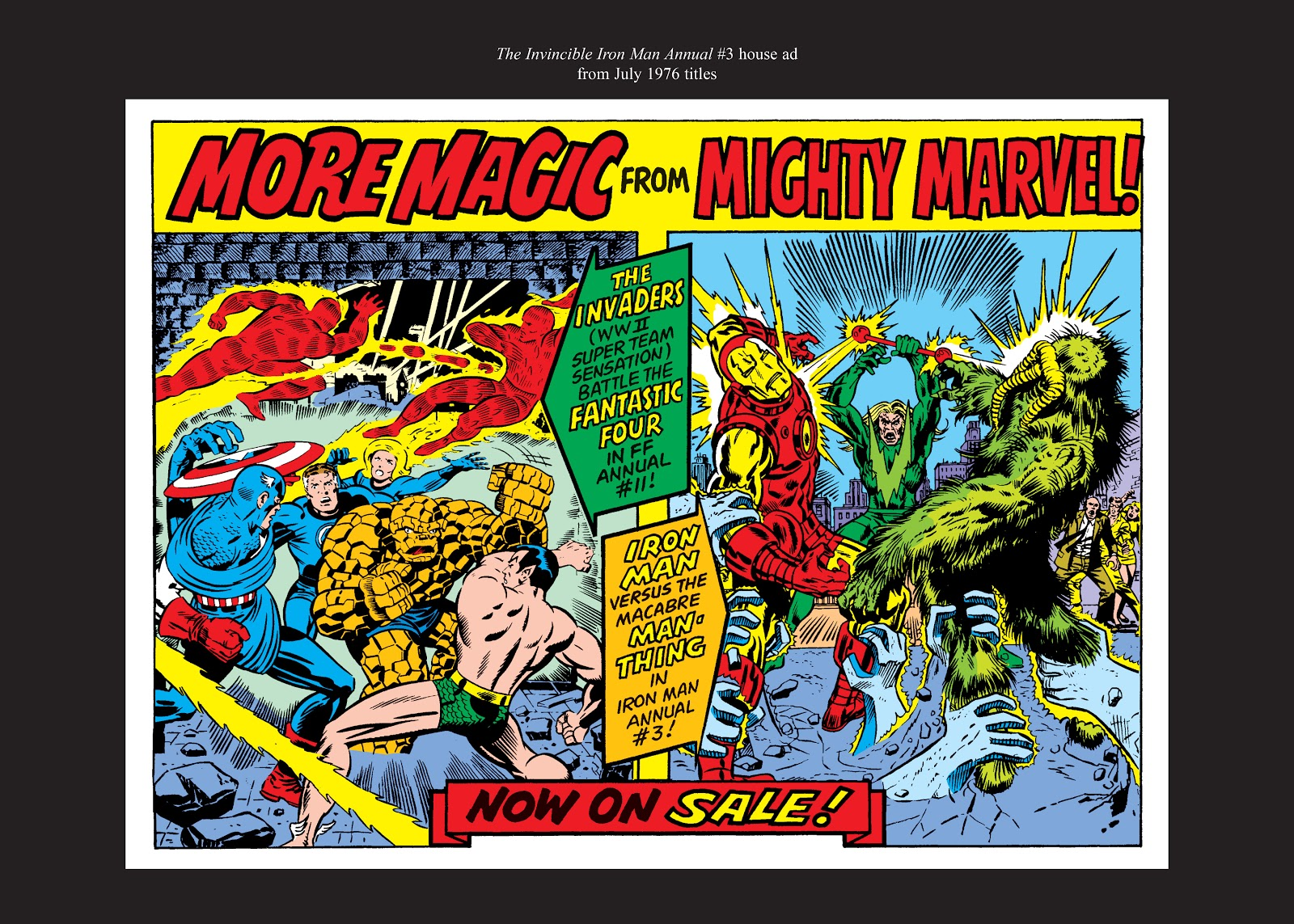 Read online Marvel Masterworks: The Invincible Iron Man comic -  Issue # TPB 11 (Part 3) - 120