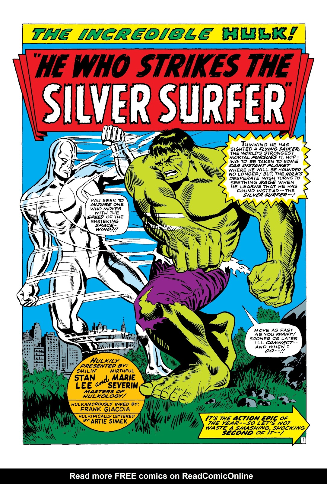 Read online Marvel Masterworks: The Incredible Hulk comic -  Issue # TPB 3 (Part 2) - 51