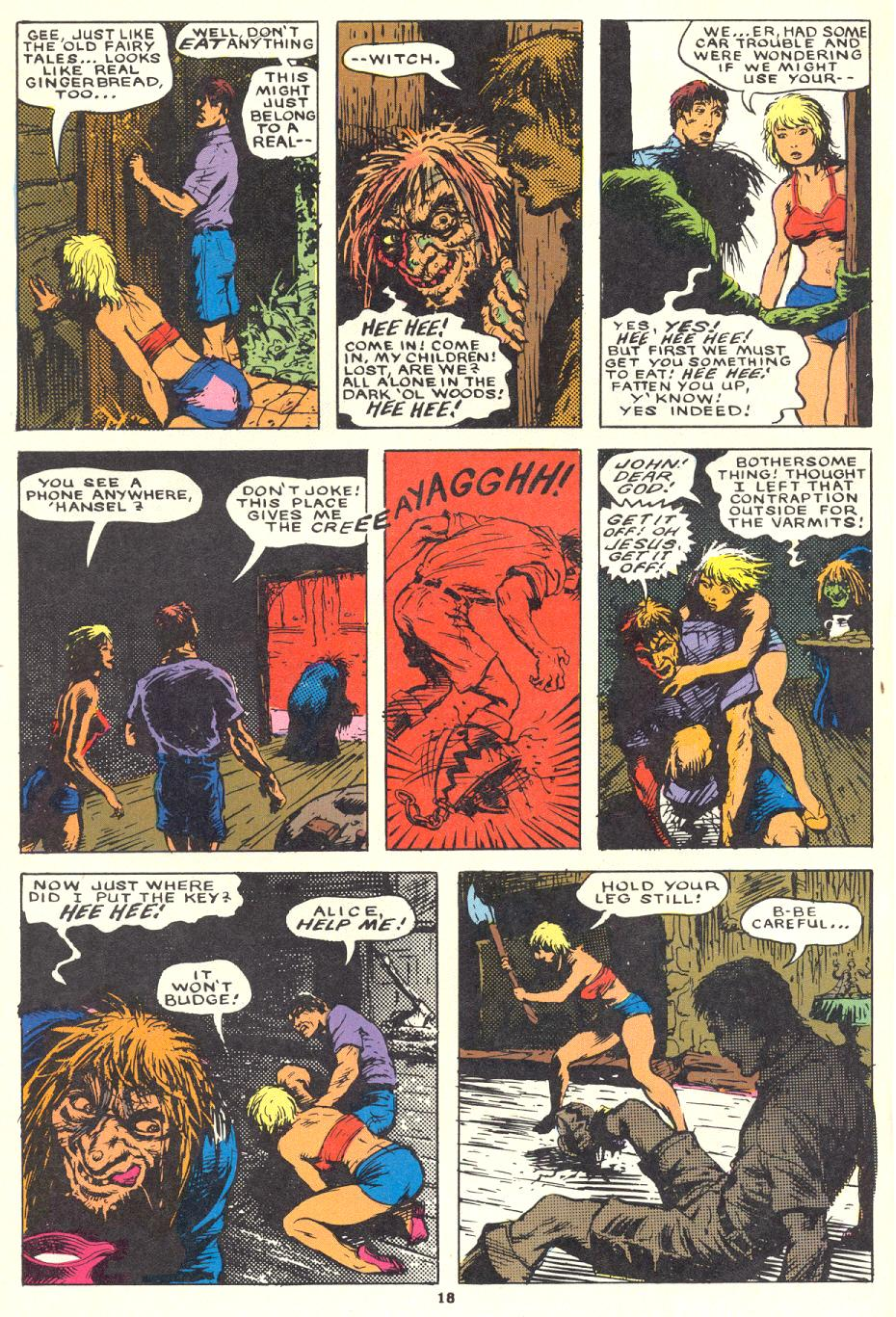 Read online Twisted Tales (1982) comic -  Issue #1 - 19