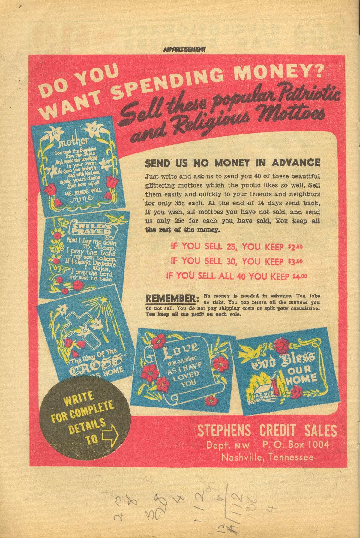 Read online Adventure Comics (1938) comic -  Issue #281 - 34
