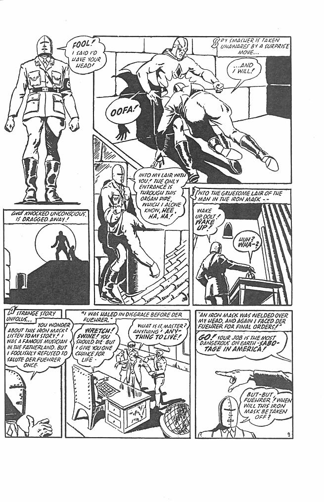 Read online Men of Mystery Comics comic -  Issue #38 - 31
