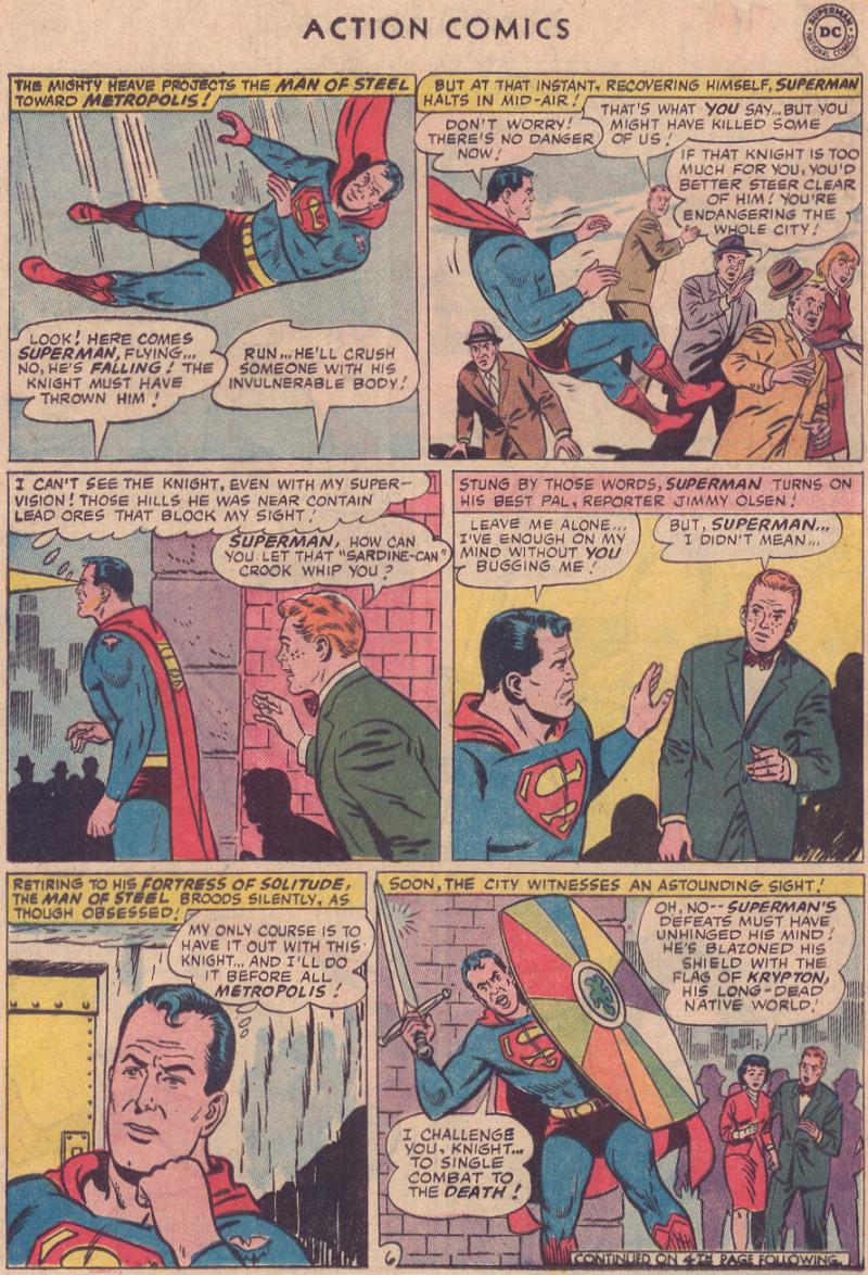 Read online Action Comics (1938) comic -  Issue #329 - 8