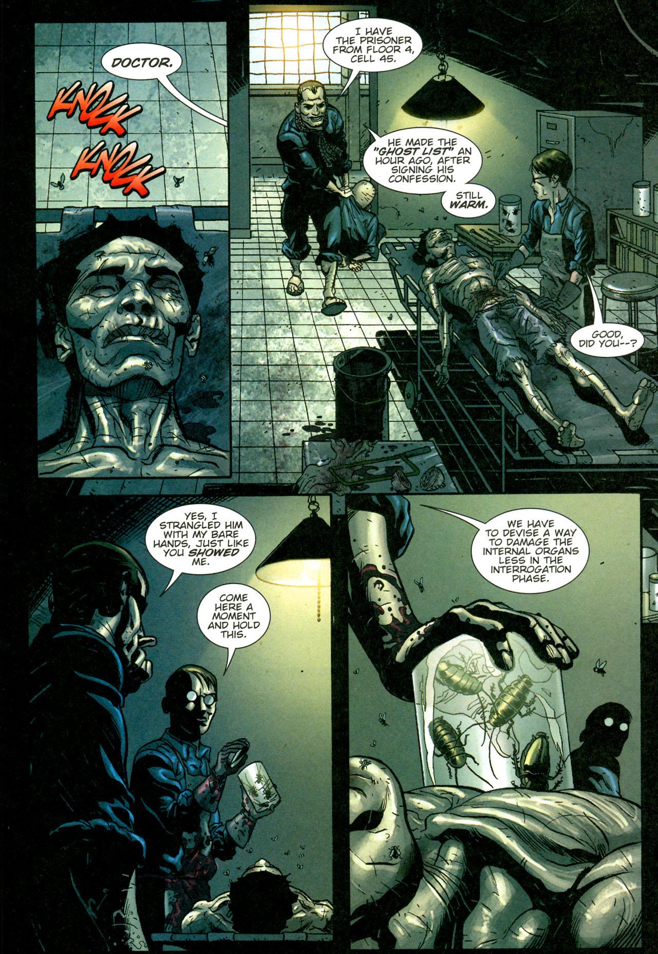 Read online The Exterminators comic -  Issue #12 - 17