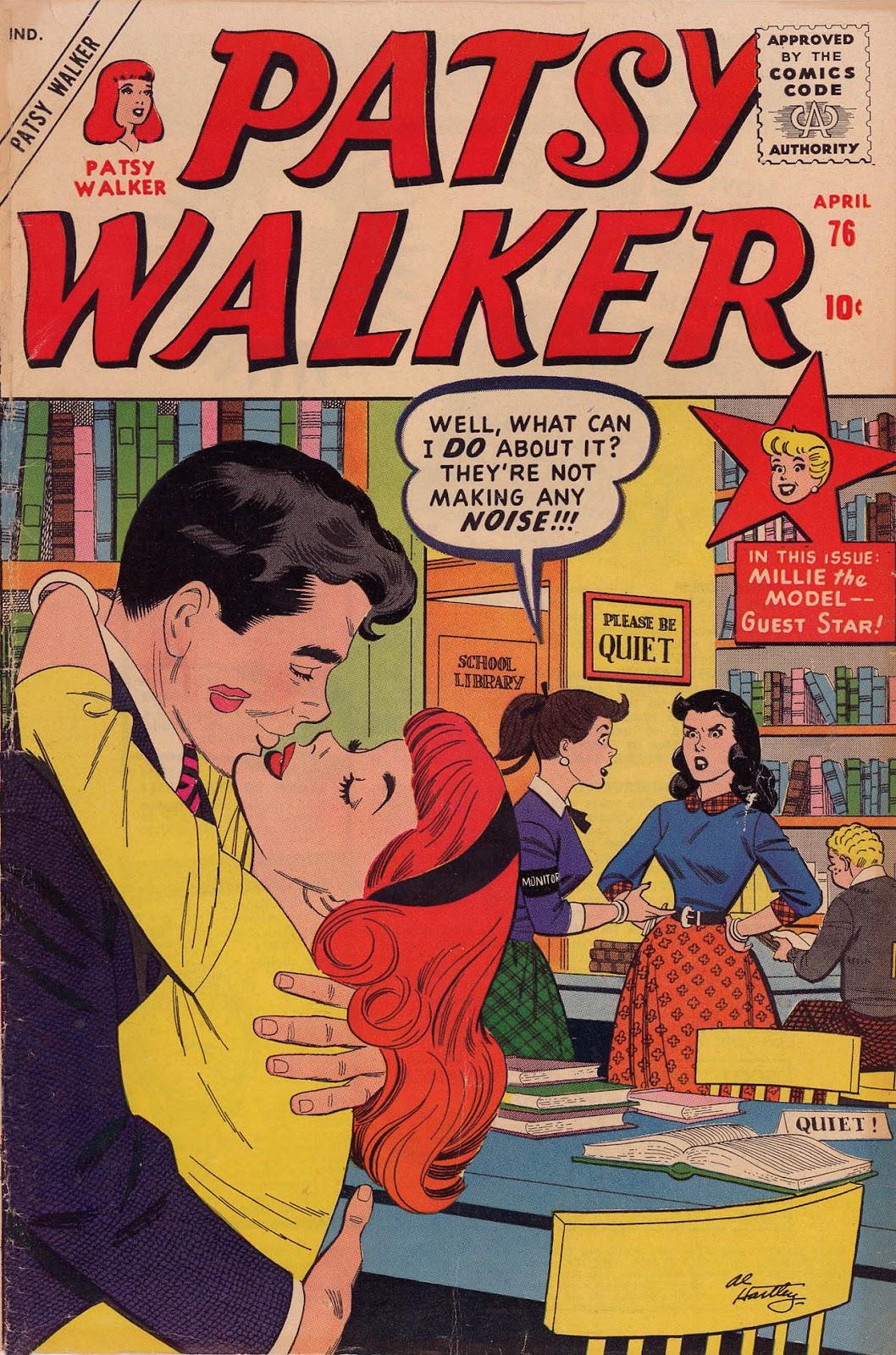 Patsy Walker 76 Page 1