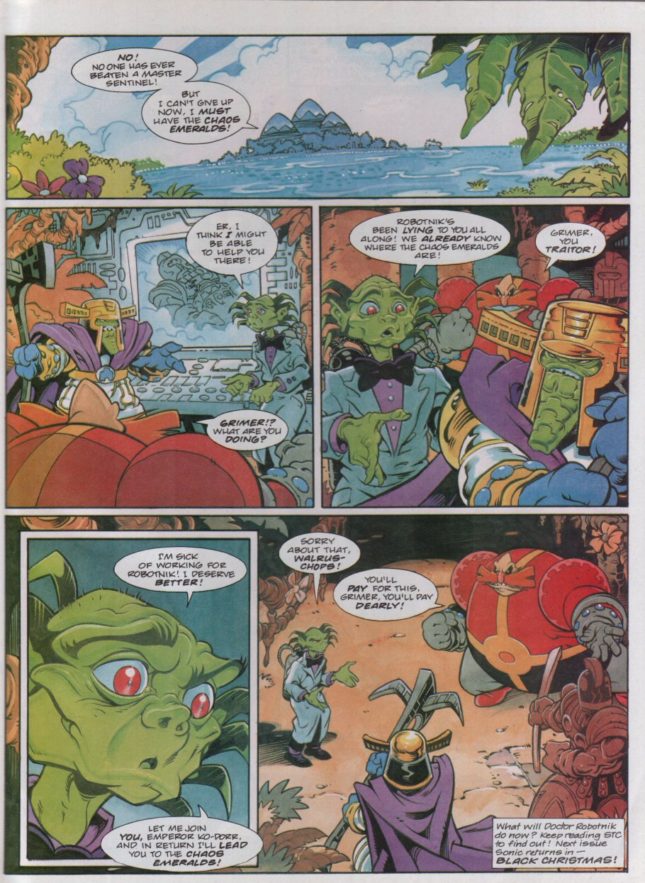 Read online Sonic the Comic comic -  Issue #118 - 9