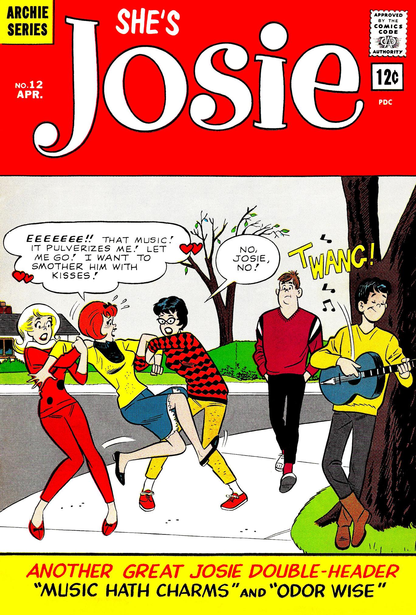 Read online She's Josie comic -  Issue #12 - 1
