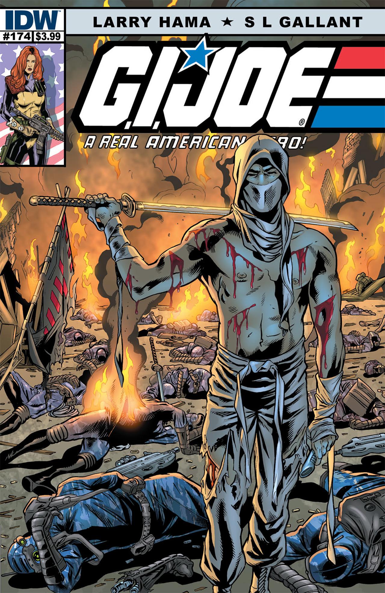 G.I. Joe: A Real American Hero 174 Page 1