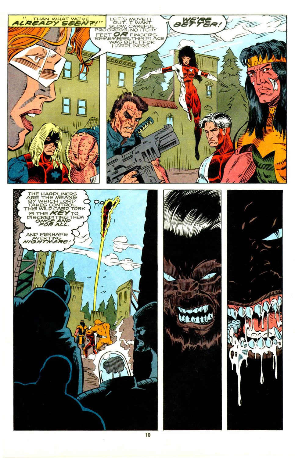 Read online Alpha Flight (1983) comic -  Issue #129 - 8