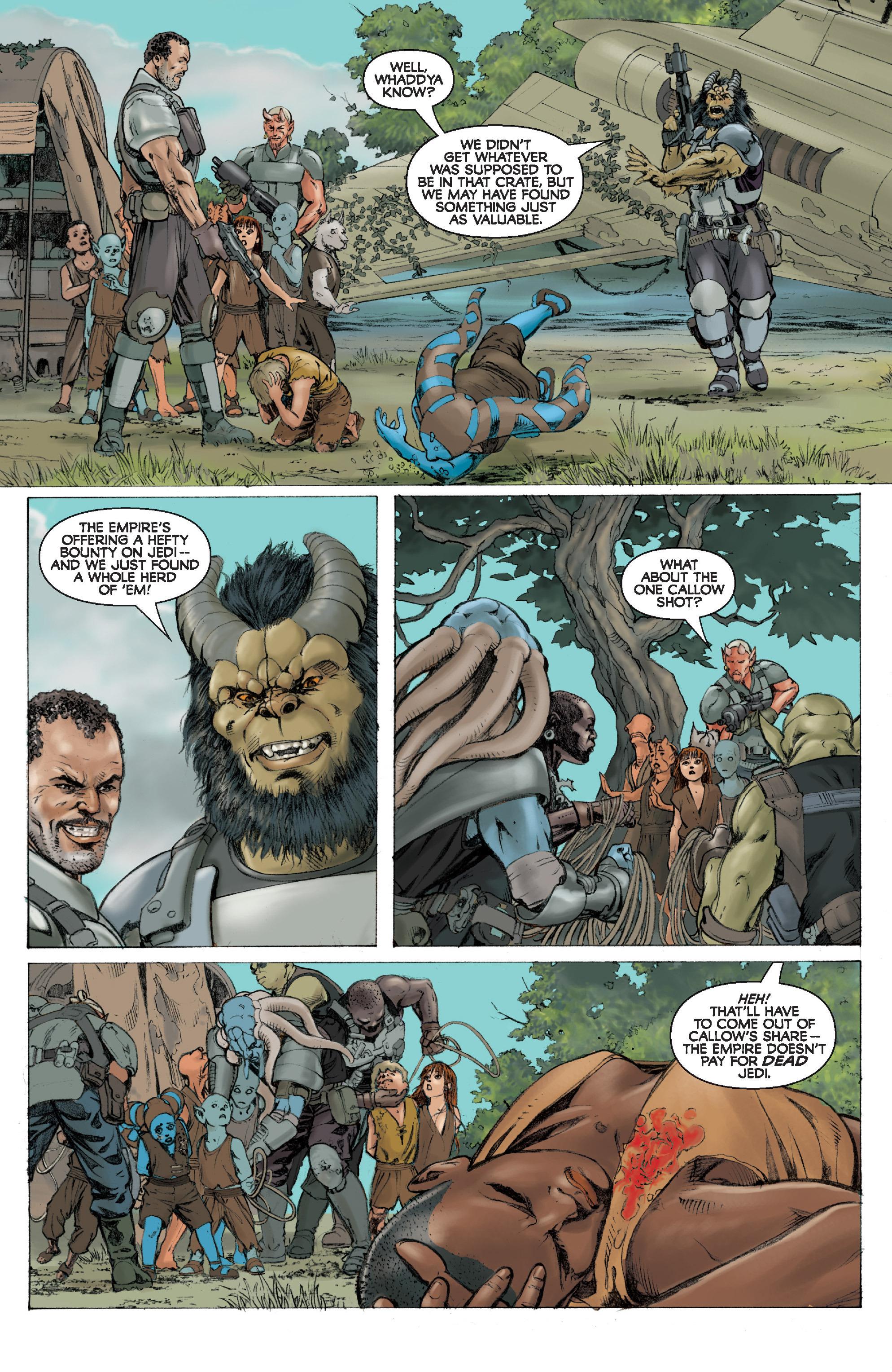 Read online Star Wars Omnibus comic -  Issue # Vol. 31 - 245