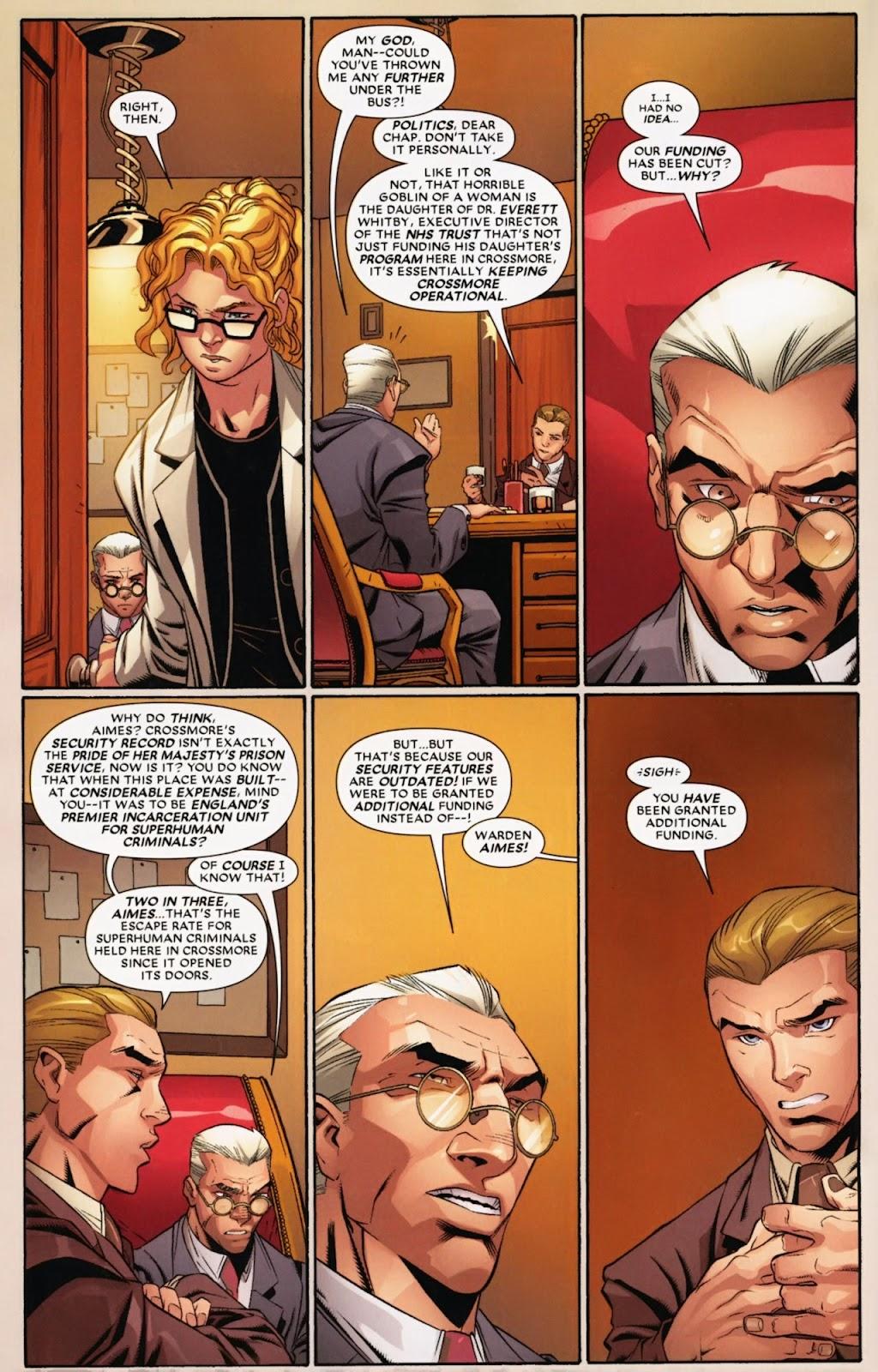 Read online Deadpool (2008) comic -  Issue #40 - 8