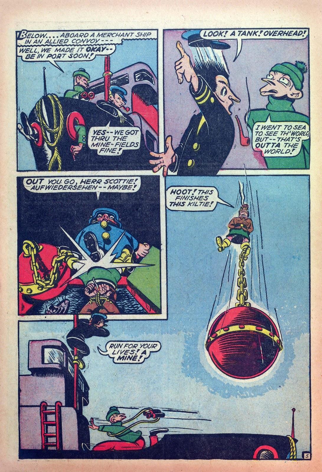 Read online Joker Comics comic -  Issue #9 - 50
