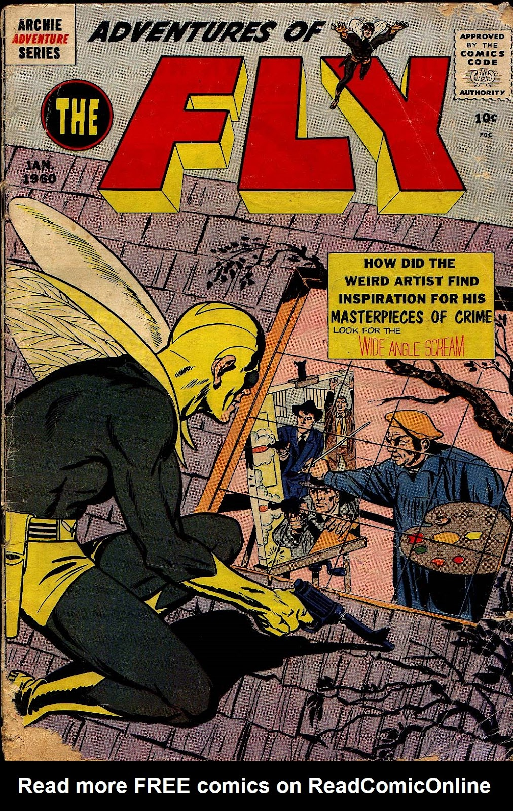 The Fly (1959) issue 4 - Page 1