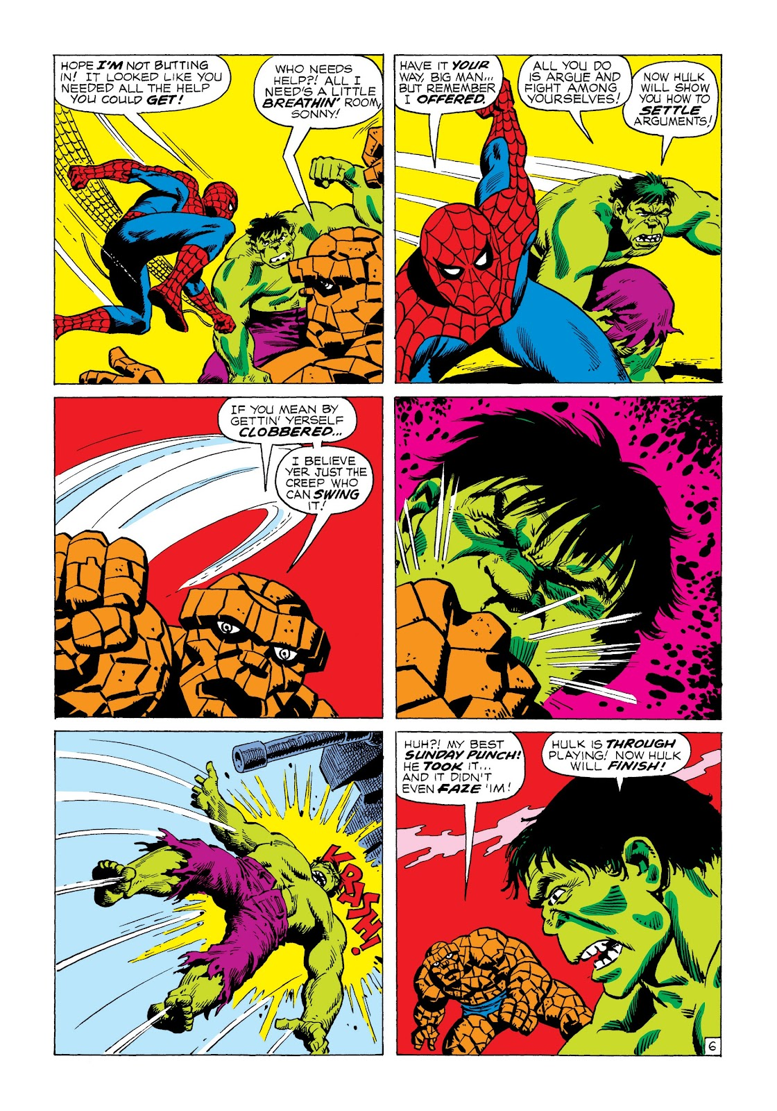 Read online Marvel Masterworks: The Incredible Hulk comic -  Issue # TPB 8 (Part 3) - 2