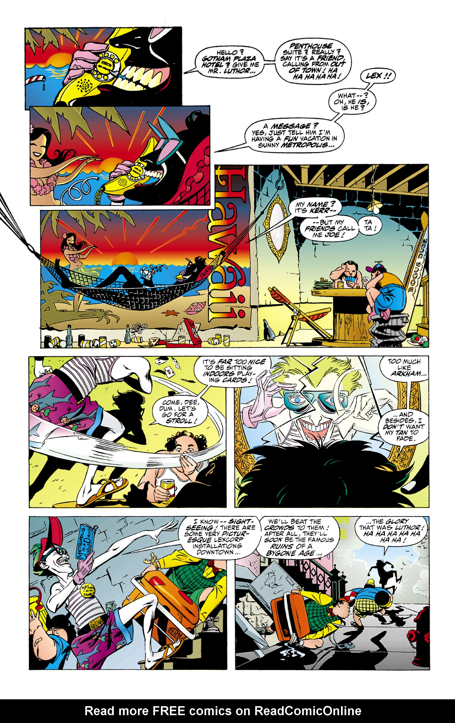 Read online World's Finest (1990) comic -  Issue #1 - 41