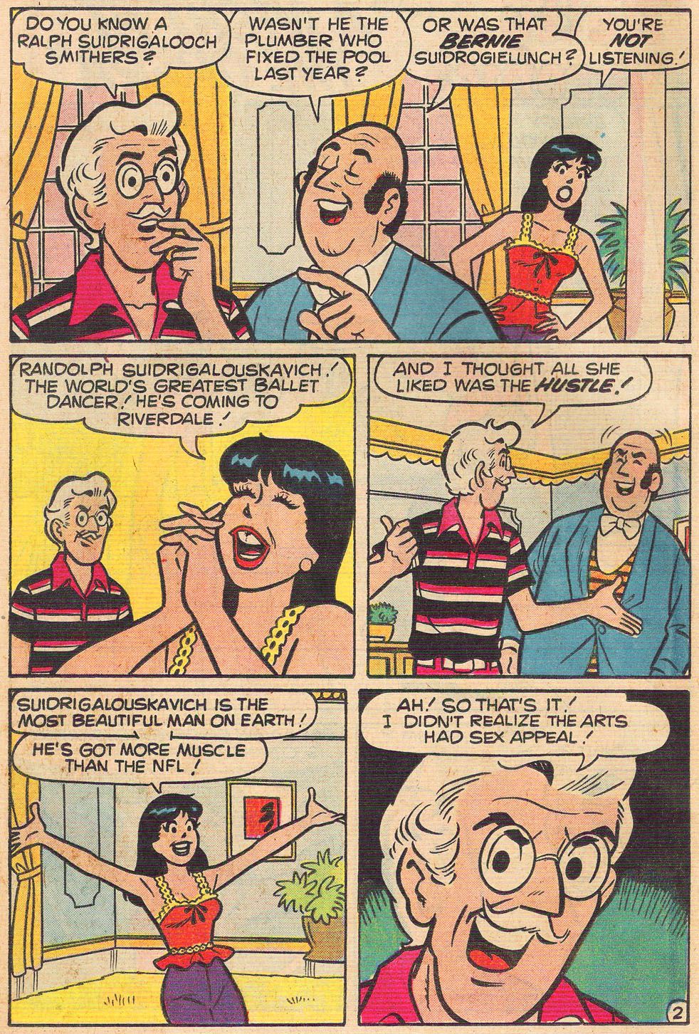 Read online Archie's Girls Betty and Veronica comic -  Issue #264 - 14