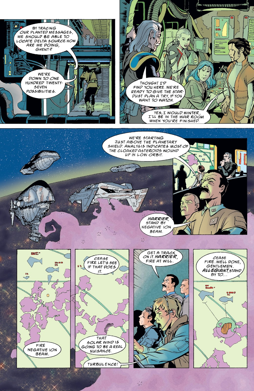 Read online Star Wars Legends: The New Republic - Epic Collection comic -  Issue # TPB 4 (Part 4) - 73