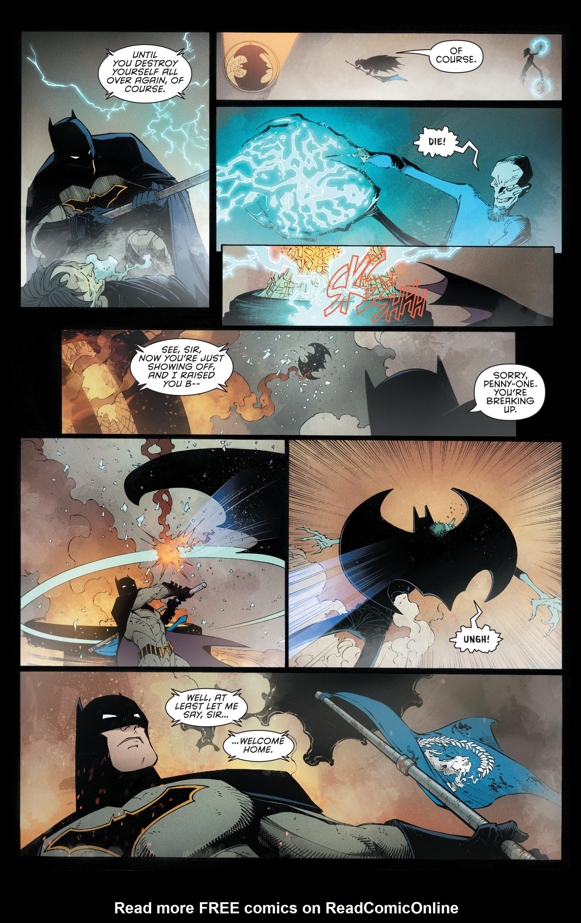 Read online Batman (2011) comic -  Issue # _TPB 9 - 102