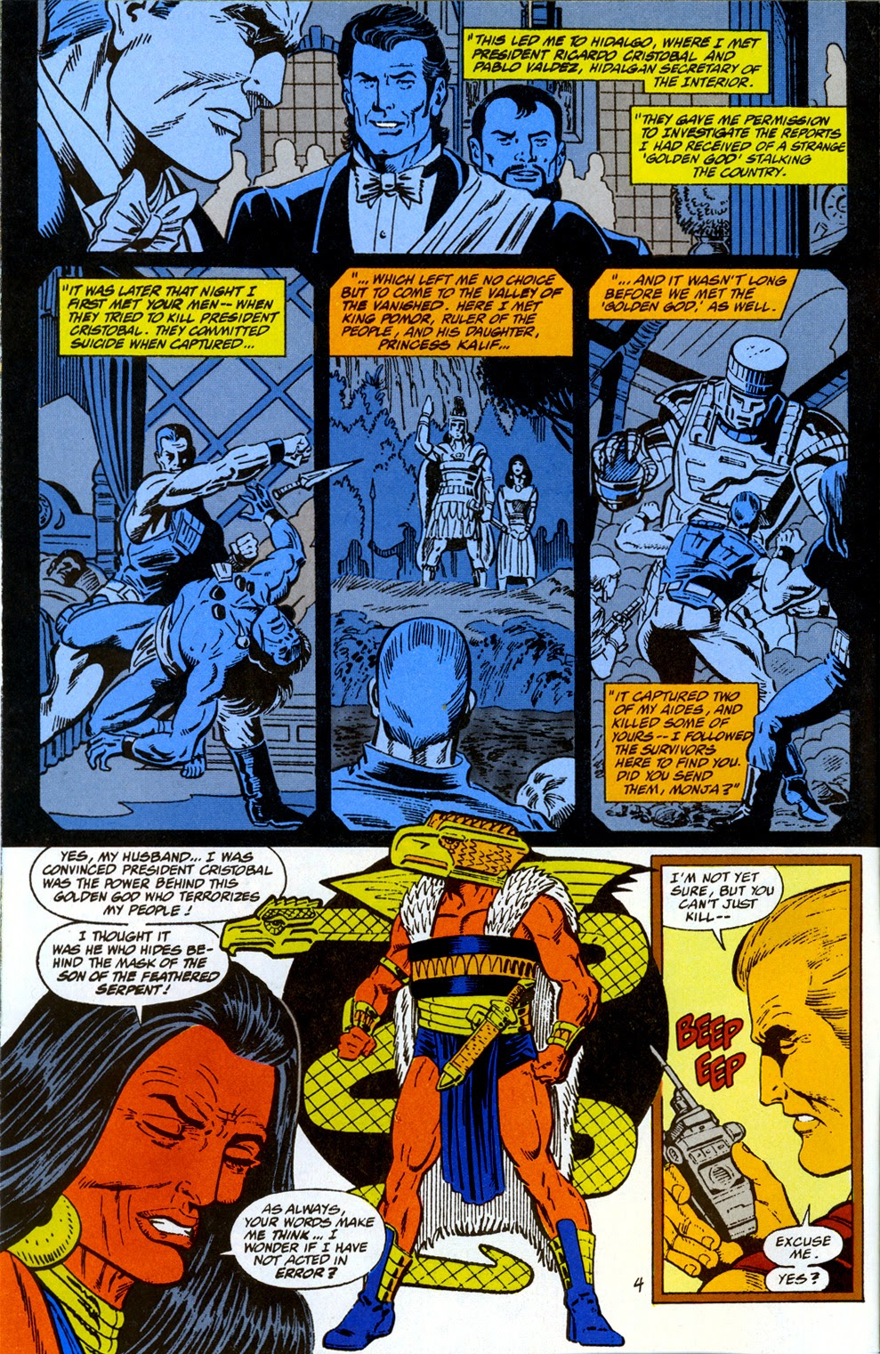 Doc Savage (1988) issue 10 - Page 6