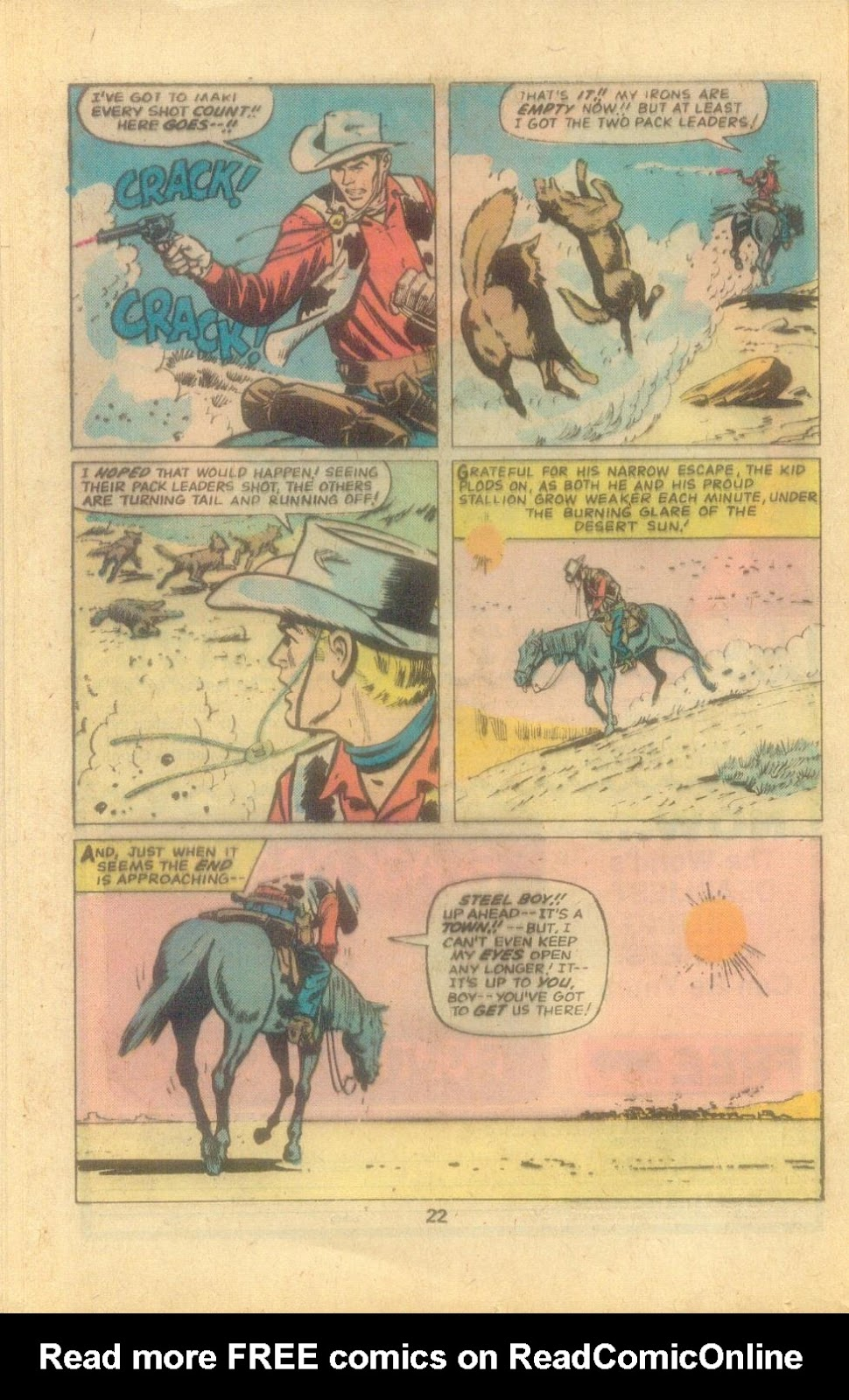 Kid Colt Outlaw issue 194 - Page 24