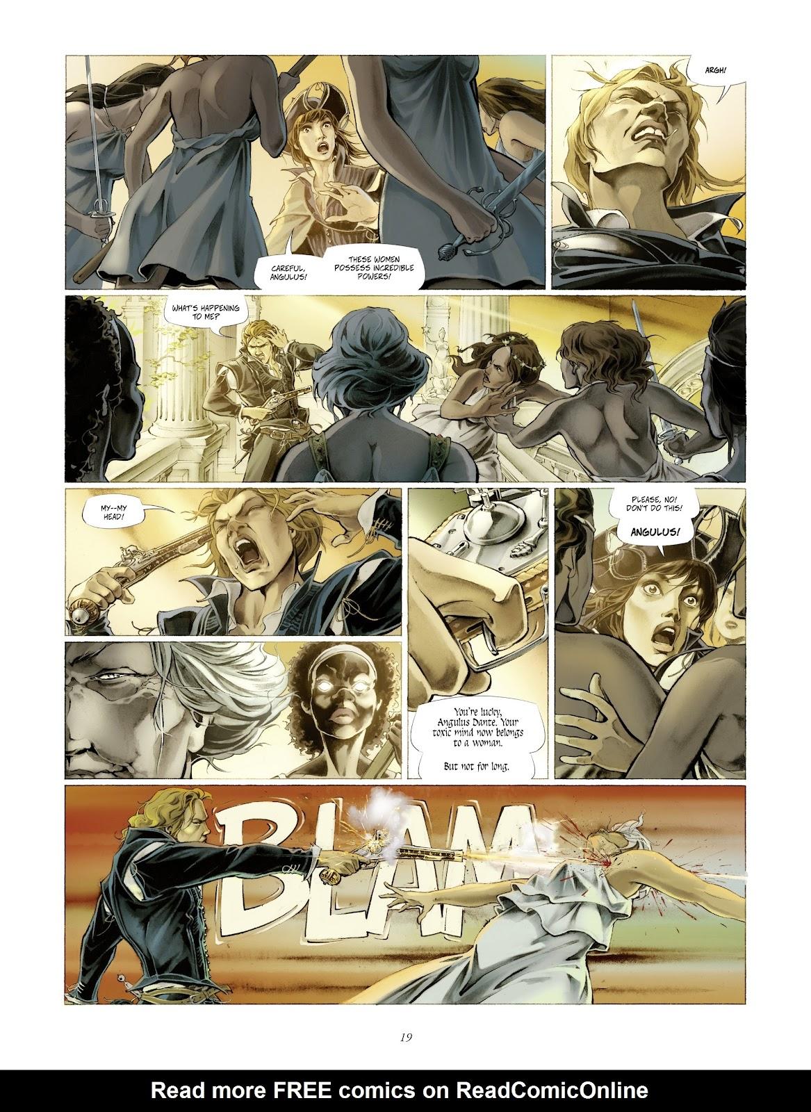 Read online Arthus Trivium comic -  Issue #4 - 21