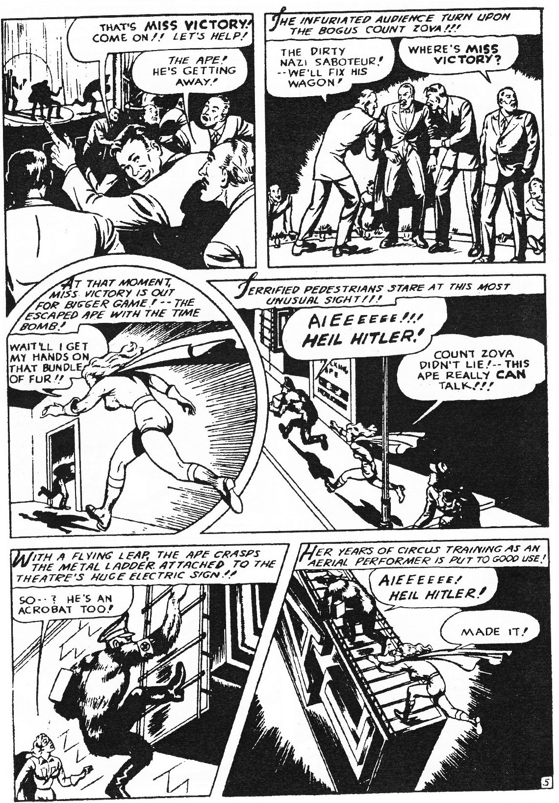 Read online Men of Mystery Comics comic -  Issue #82 - 24