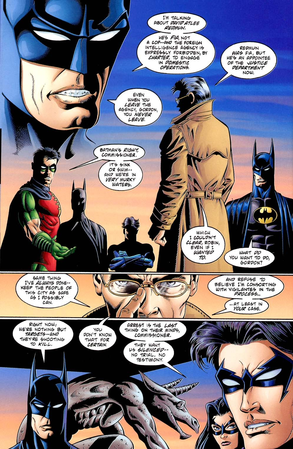 Batman: Outlaws issue 2 - Page 13