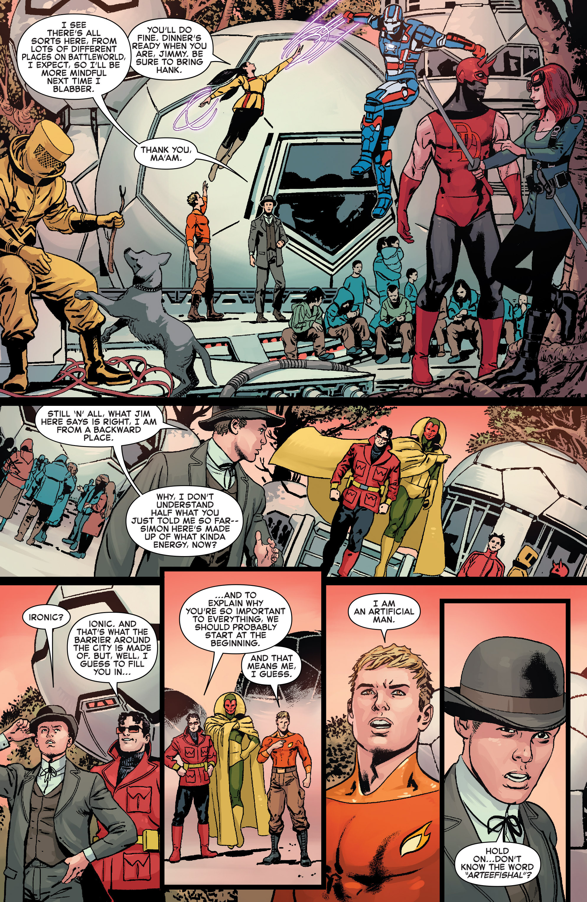 Read online Age of Ultron Vs. Marvel Zombies comic -  Issue #2 - 10