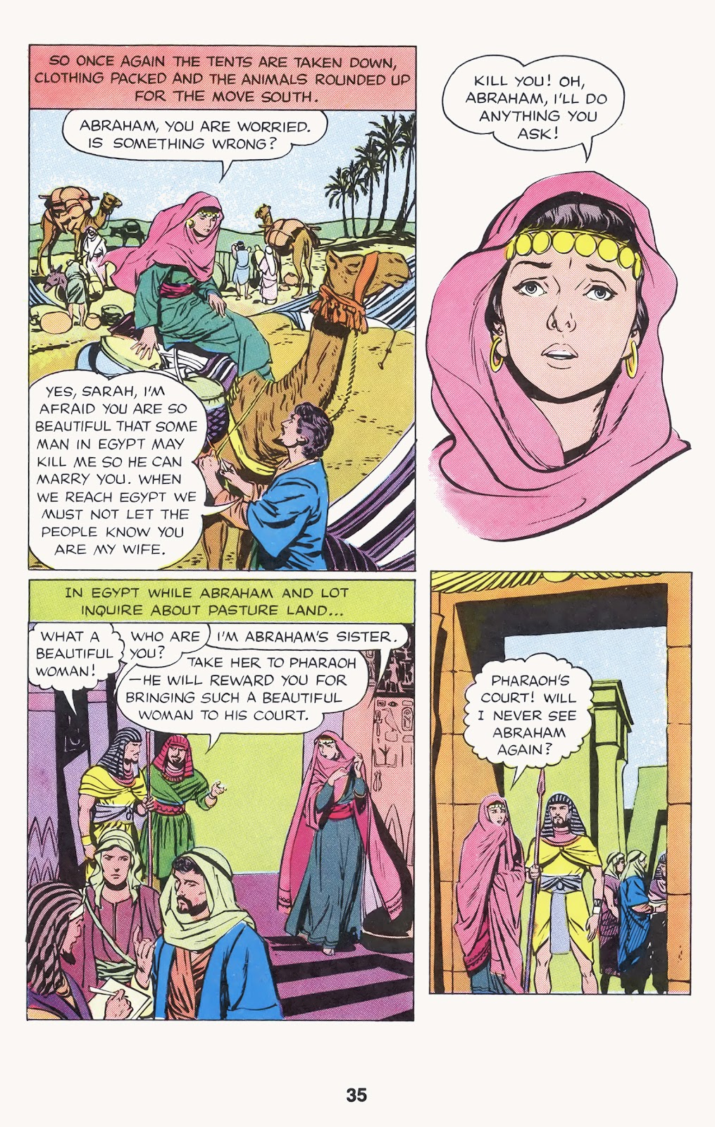The Picture Bible issue TPB (Part 1) - Page 37