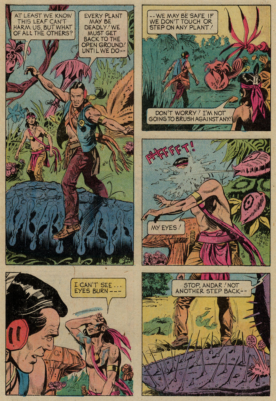 Read online Turok, Son of Stone comic -  Issue #98 - 7