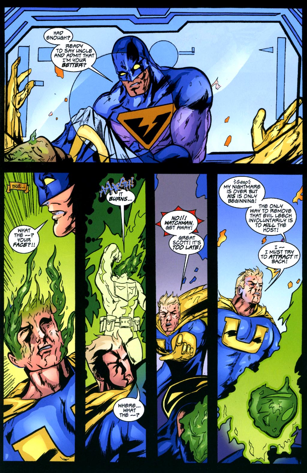 Read online Big Bang: Round Table of America comic -  Issue # Full - 24