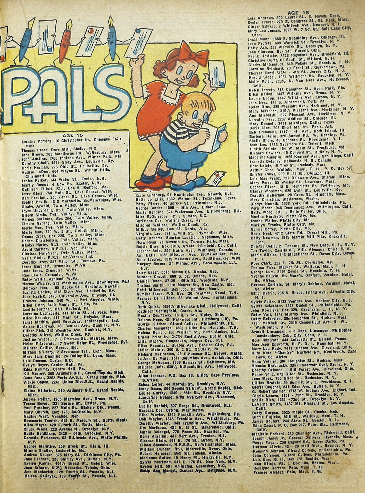 Read online Famous Funnies comic -  Issue #97 - 34
