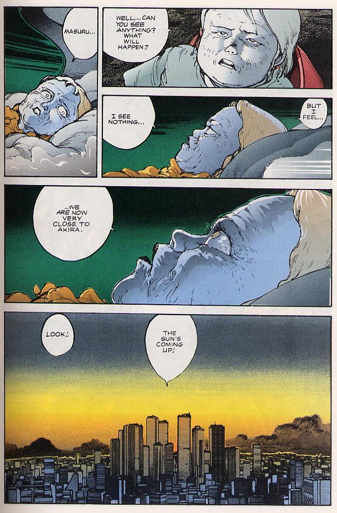 Read online Akira comic -  Issue #15 - 28
