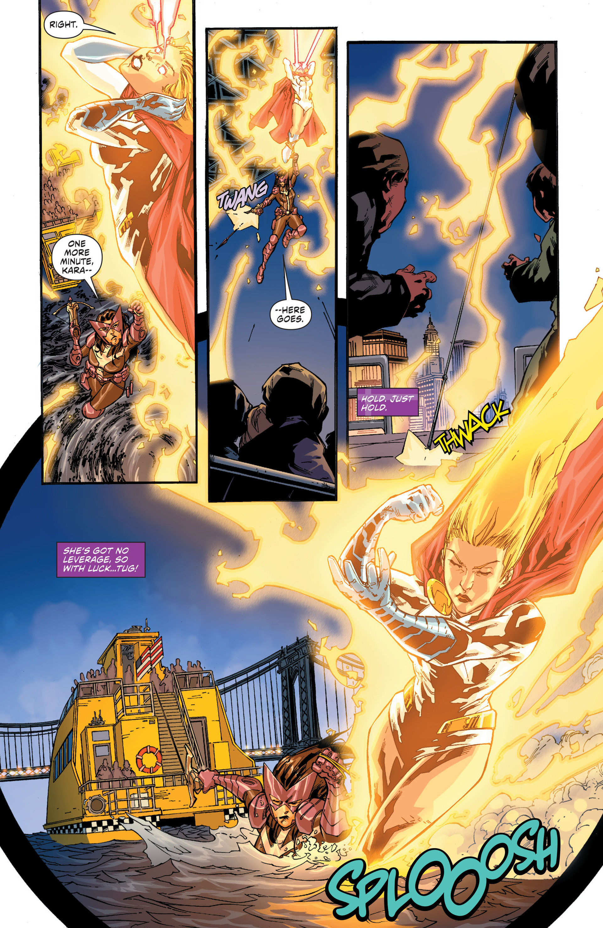 Read online Worlds' Finest comic -  Issue #18 - 4