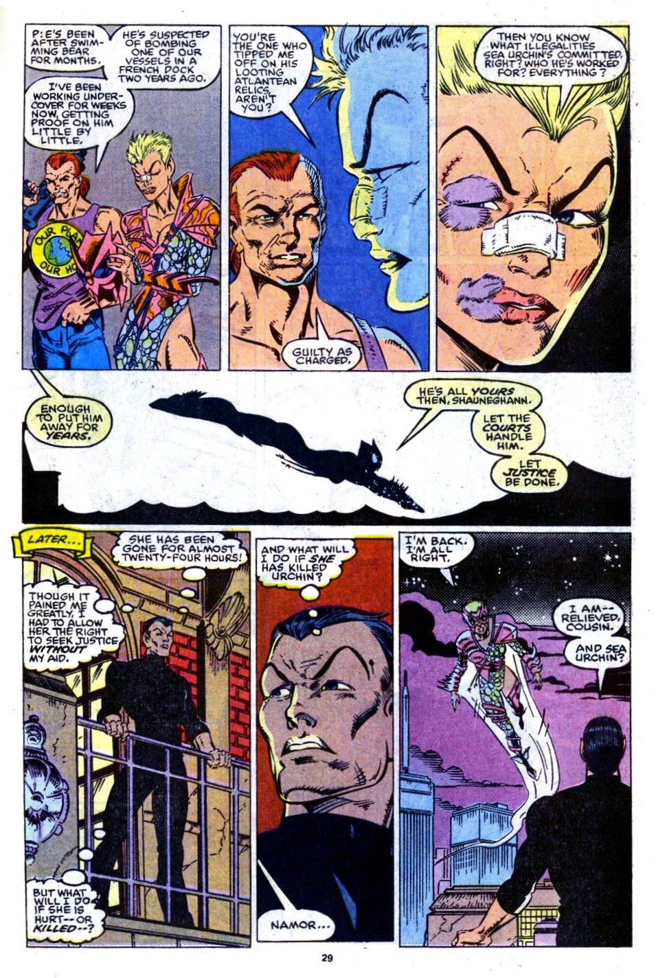 The New Warriors Issue #14 #18 - English 24