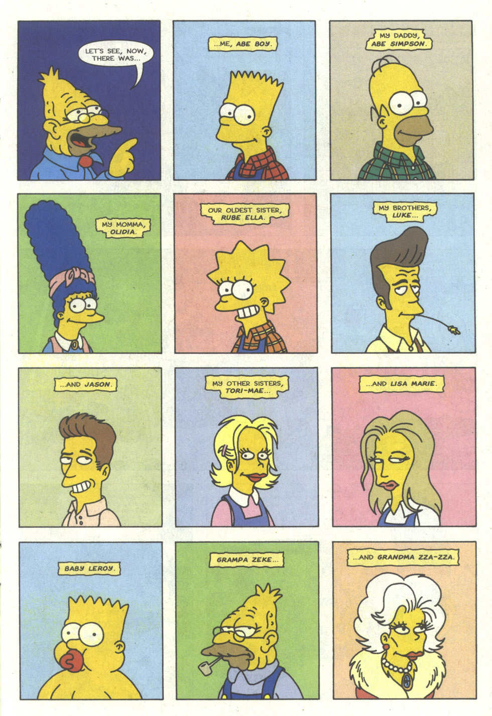 Read online Simpsons Comics comic -  Issue #15 - 6